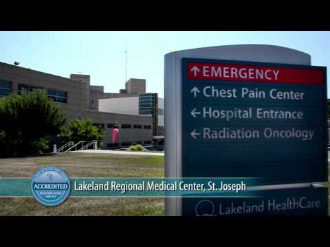 Trust Your Heart to Us - Lakeland HealthCare Chest Pain Centers