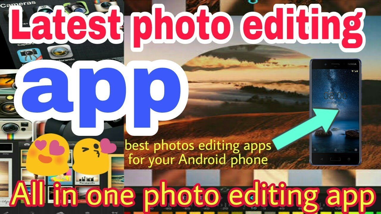 Easy photo editor download.