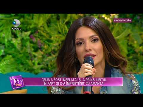 Teo Show (07.09.2017) - Celia si-a prins iubitul in fapt cu amanta! Partea III