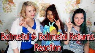 Video [REACTION] Batmetal & Batmetal Returns (by ArhyBES) | Otome no Timing download MP3, 3GP, MP4, WEBM, AVI, FLV Mei 2018