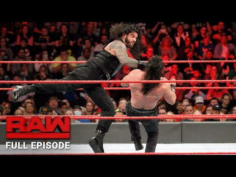 WWE Raw Full Episode - 27 November 2017