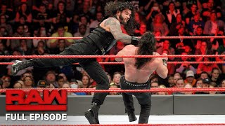 WWE Raw Full Episode - 27 November 2017