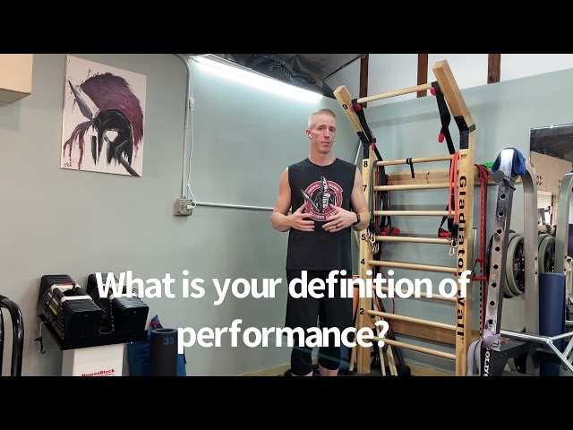 Performance & Mobility