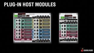 Cherry Audio Voltage Modular Plug In Host Modules