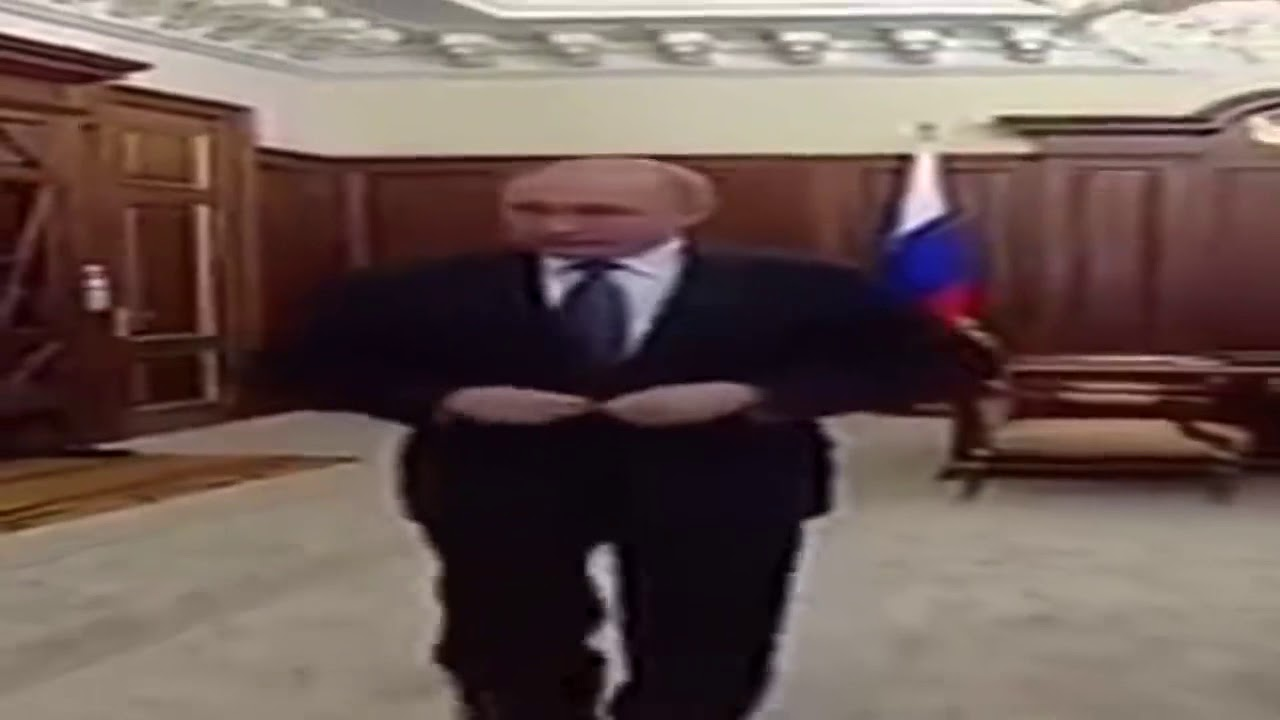 Wide Putin but every turn changes the version