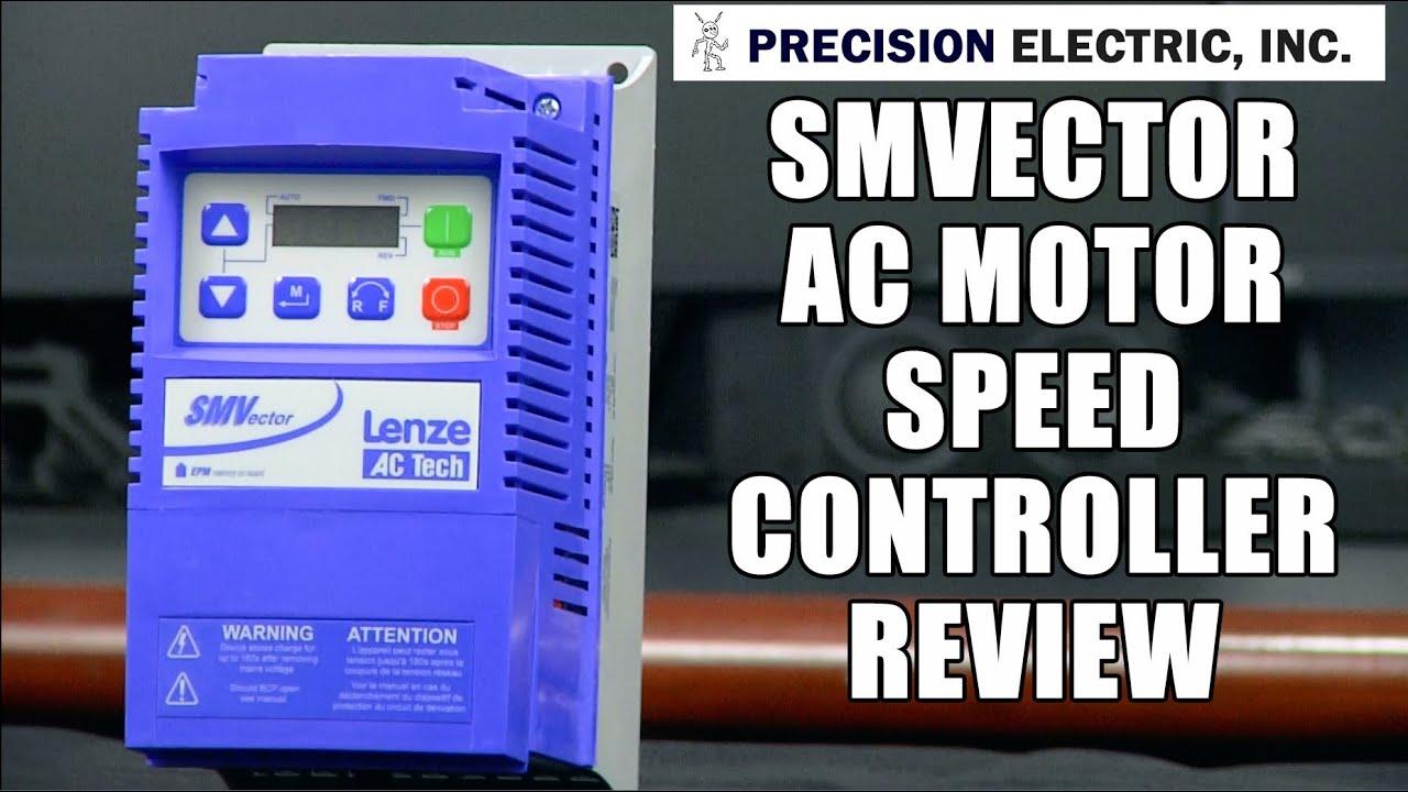 .5 HP Lenze AC Tech SMVector Series NEMA 4X Enclosed Variable Frequency Ac Tech Wiring Diagram on