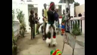 Michel rafa et le ballet lemba - ngoma ya kongo