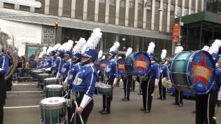 Thanksgiving Day Parade~NYC~2014~Georgia State University Marching Band~NYCParadelife