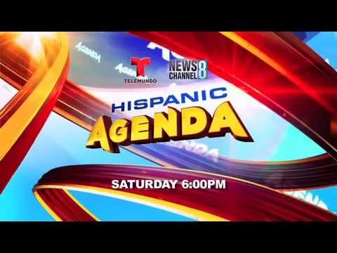 Hispanic AGENDA 03.29.14 Sat at 6p on @newschannel8