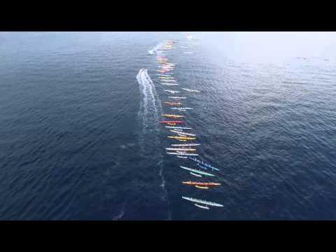 2015 Queen Liliuokalani Canoe Race