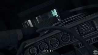 Wolfenstein: The New Order - Vehicle Inspection