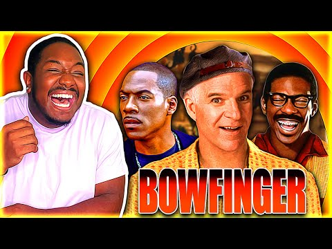 Download BOWFINGER (1999) Movie Reaction *FIRST TIME WATCHING*   EDDIE MURPHY IS THE GREATEST!