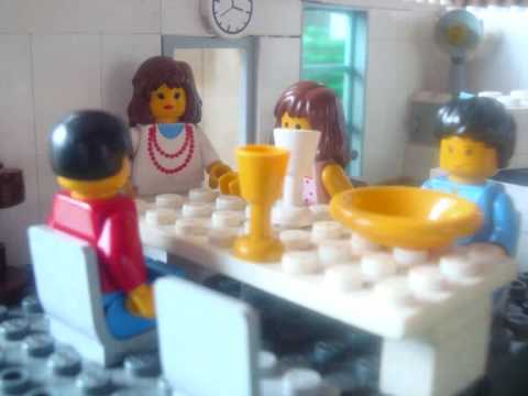 LEGO 2012 - LA Escape - Sneak Peak