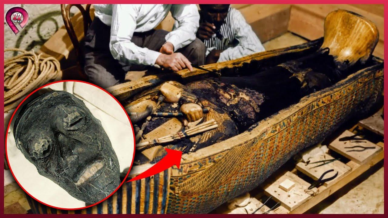 Vua TUTANKHAMUN Vì Sao Khét Tiếng Nhất Triều Đại Pharaoh? Lăng Mộ Bị Nguyền Rủa   Top 10 Sự Thật