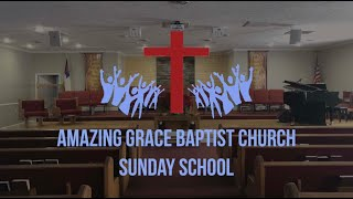 AGBC Sunday School - March 29