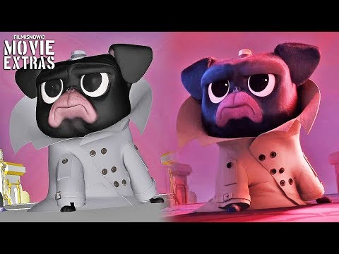 HOTEL TRANSYLVANIA 3: SUMMER VACATION | A New Animation Style Featurette