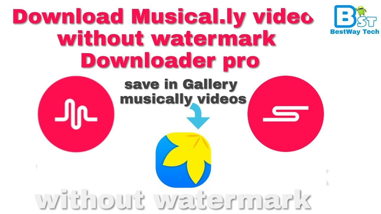 download musical ly videos