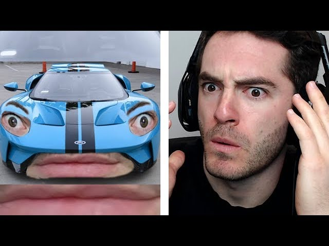 How To Ruin A Ford Gt With Captainsparklez Minecraft Memes