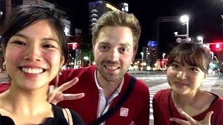 Молодые японки о Путине, КНДР и Курилах