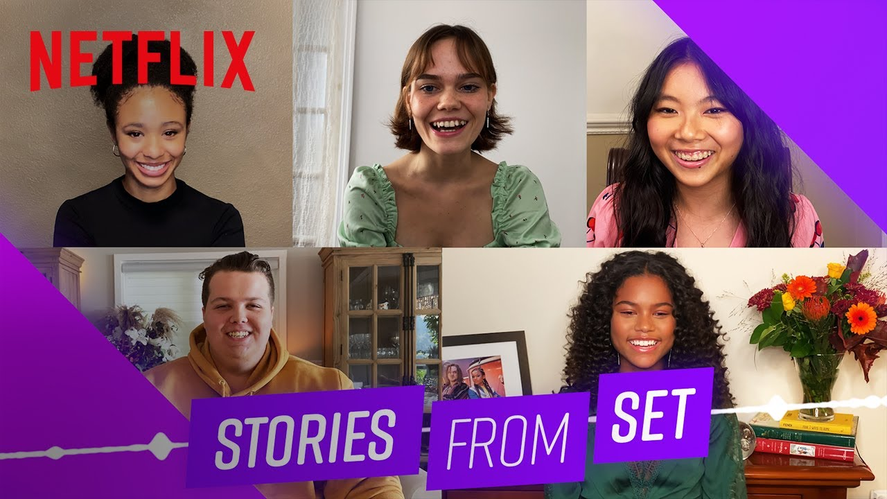 Stories from Set: A Babysitter's Guide to Monster Hunting | Netflix Futures