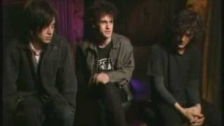 brmc interview bowery ballroom new york 2001