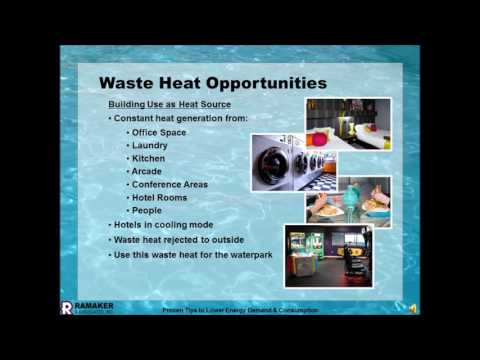 Proven Tips to Lower Energy Demand and Consumption in Waterparks