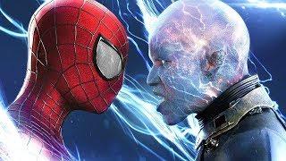 Человек-паук vs Электро.Битва на Таймс Сквер.(Новый Человек-Паук)