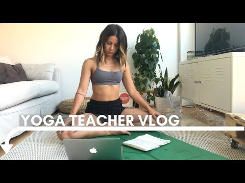 London Yoga Teacher Vlog | HMFYOGA