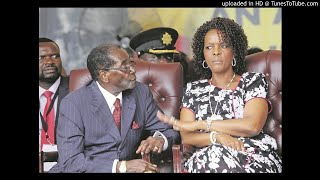 Latest update from Mugabe - Voice imitation