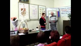 4 отзыв пациента клиники голодания Орловой Л.А. в Ростове. Заезд с 20.05 по 15.05