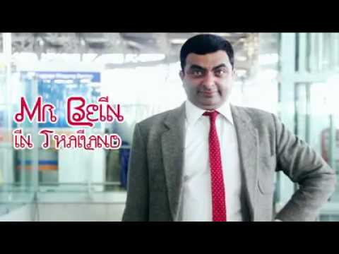 Mr.Bean Turkish icecream show in Thailand pattaya city