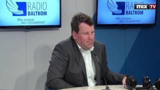"""Американский журналист Кевин ван Валкенбург в программе """"Встретились, поговорили"""" #MIXTV"""