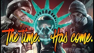 The Division Rogue Police Purge Jesimein