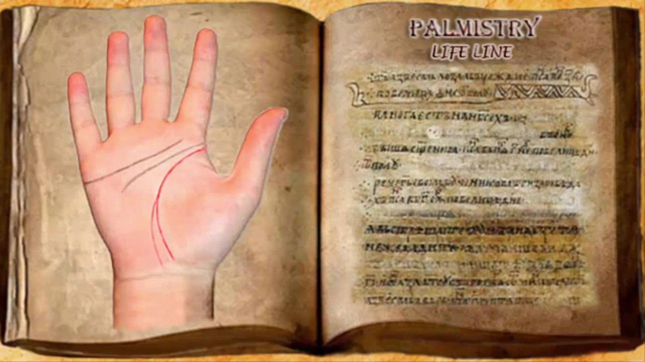 how to read palm lines for life