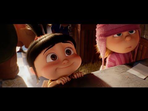 Despicable Me 3 - Agnes - It&39;s So Fluffy - Kids Movie Trailer Clip