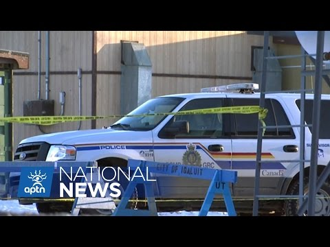 In Nunavut Some People Are Encouraged To Call Family When In Trouble Rather Than RCMP | APTN News