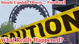 What Really Happened on Demon at Six Flags Great America April 18th 1998?