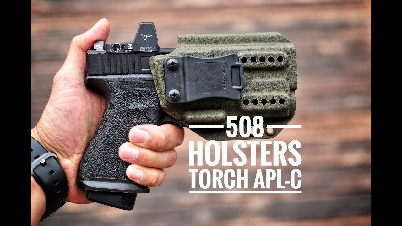 508 Holsters Torch Apl C Review Glock 19 Discount Codes Youtube