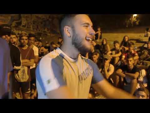 KAYRO& & HEKO & ERRE VS PERRO PELIGRO & LABIN & KVS Cuartos Royal Rap 3 vs 3