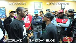 Spit Dat Heat Presents: A.E. vs Coley