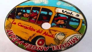 Musica Cristiana Infantil Hno Miguel Angel y Fam Cd: Carcachita Del Abuelo Vol. 5
