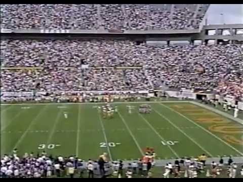 1992 Citrus Bowl - #14 Cal Golden Bears vs. #13 Clemson (First Half)