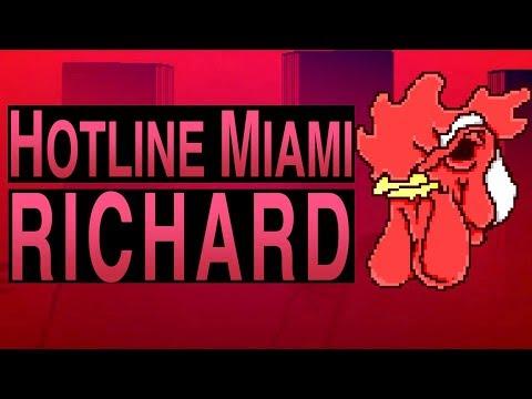Hotline Miami - Richard
