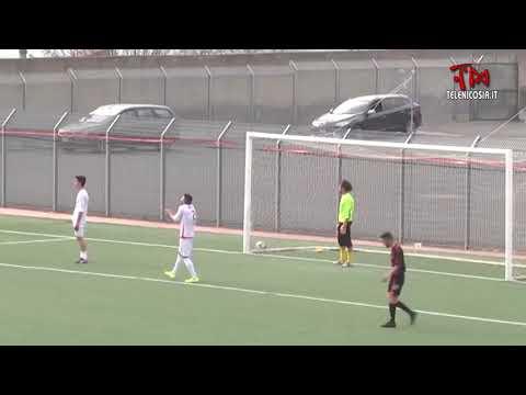 Calcio Prima categoria, Città di Nicosia-Ciclope Bronte 2-1