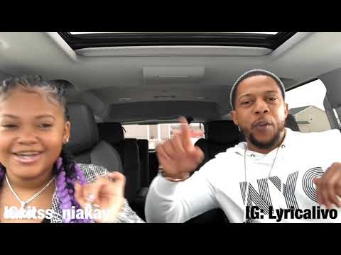 Watch How This Brother And Sister Spend Family Time With Each Other... #Vo & #NiaKay
