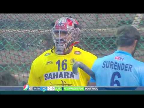 India Vs Pakistan 3-2 Full Match Asian Champions Trophy