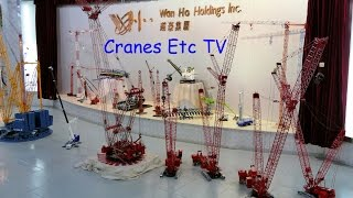 Cranes Etc in China - The Tour by Cranes Etc TV