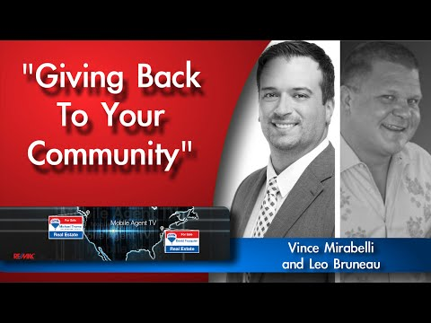 "Episode #79: Mobile Agent TV ~ ""Giving Back To Your Community"""