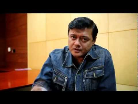 "Naamte Naamte interview of 'saswata'. ""Apu Da"""