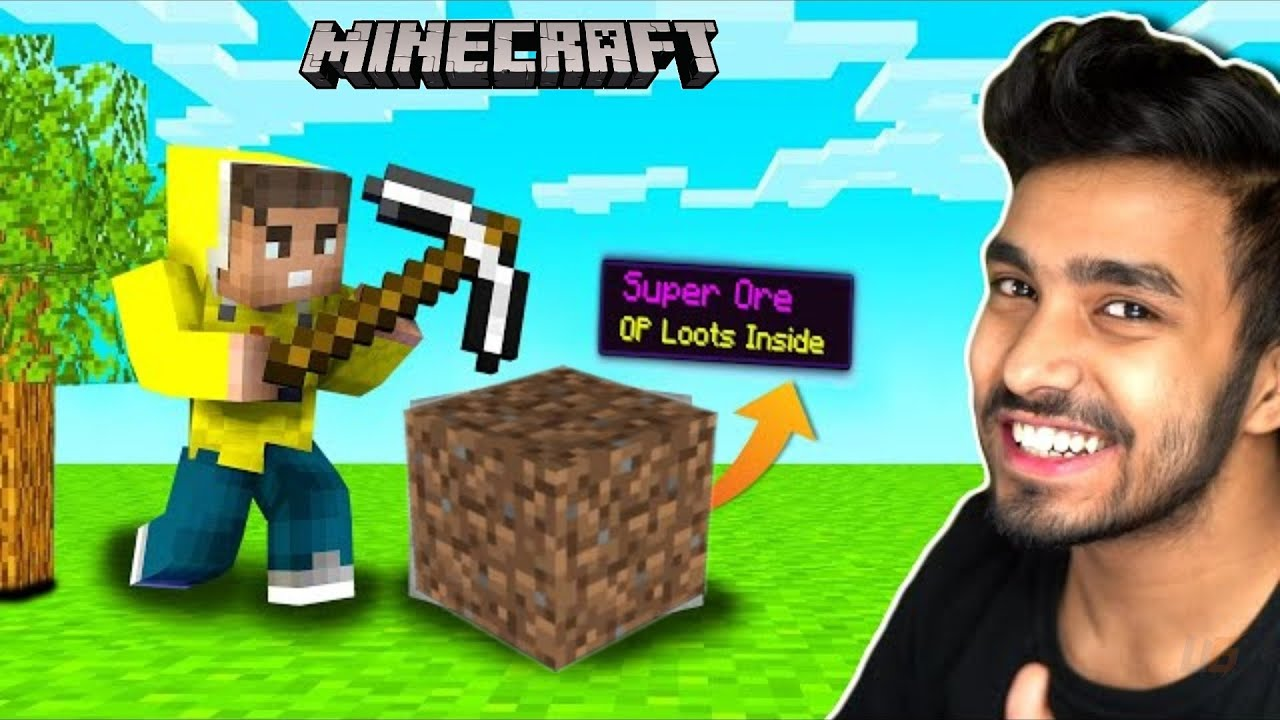 Download how to download super ore mod in minecraft | super ore mod download | dirt ore mod
